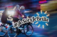 Cool et visible à vélo ? Yes, you can ! Conseils pratiques avec la campagne #JeSorsJeBrille